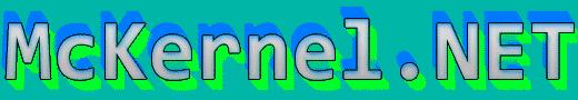 McKernel.NET :: Electronics & Programming